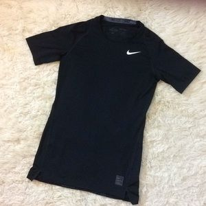 Nike Pro Small Sm Athletic shirt Top Dri Fit